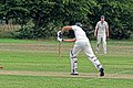 Hatfield Heath CC v. Thorley CC on Hatfield Heath village green, Essex, England 05.jpg