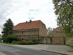 Hauptstraße in Burkau