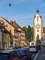 Hauptstrasse mit Siegelturm in Diessenhofen TG.jpg