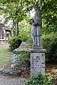Hausdülmen, Große Teichsmühle, Statue -Heiliger Nepomuk- -- 2014 -- 3047.jpg