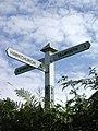 Hawkchurch, Brimley Cross Looking South 2007 - geograph.org.uk - 688830.jpg