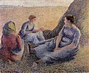 Haymakers Resting by Camille Pissarro.jpg