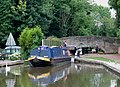 Haywood Lock No 22, Trent and Mersey Canal, Staffordshire - geograph.org.uk - 1191317.jpg