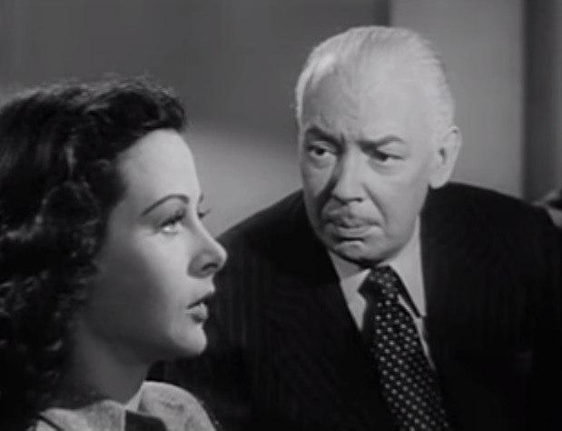 Hedy Lamarr-Nicholas Joy in Dishonored Lady