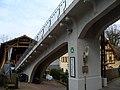 Heidelberg - Viadukt in der Nähe Molkenkur.JPG