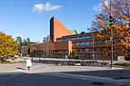 Helsinki University of Technology Main Building, Otaniemi, Espoo (October 2018).jpg