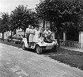 Helyreállított Volkswagen kübelwagen, egykor a német hadsereg személyszállító járműve volt. Fortepan 70686.jpg