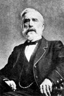 Henri Louis Frédéric de Saussure Swiss zoologist