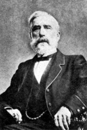 Henri Louis Frédéric de Saussure - Image: Henri de Saussure 1829 1905