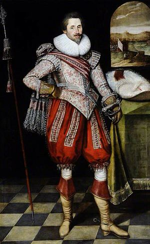 Henry Cary, 1st Viscount Falkland - Henry Carey, 1st Viscount Falkland, c. 1625