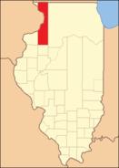 Henry County Illinois 1825