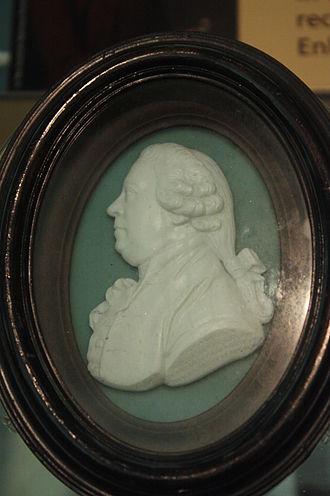James Tassie - Henry Raeburn by James Tassie, a typical Tassie medallion