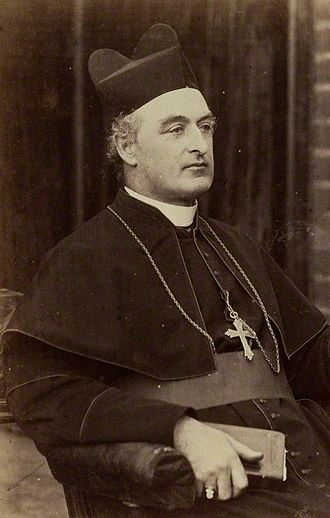 Archbishop of Westminster - Image: Herbert Vaughan NPG