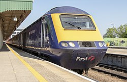 High Speed Train at Cardiff Central, south Wales - Flickr - Dai Lygad.jpg
