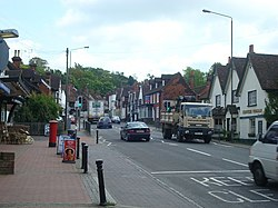 High Street (A25), Seal - geograph.org.uk - 1288230.jpg