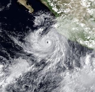 Hurricane Hilary (1993) Category 3 Pacific hurricane in 1993