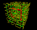 Hilbert curve 3D iterations 0-2.png