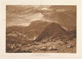 Hind Head Hill, on the Portsmouth Road (Liber Studiorum, part V, plate 25) MET DP821393.jpg