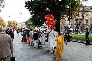 Hinduism in Ukraine - Hindus in Lviv, Ukraine