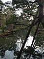 Hisagoike Pond in Kenroku Garden 3.jpg