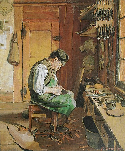 File:Hodler Der Schuhmacher 1878.jpg