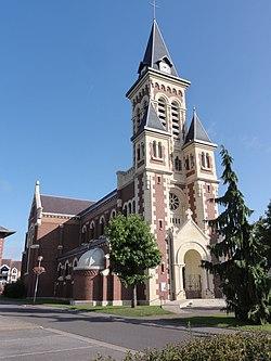 Holnon (Aisne) église Saint-Quentin (02).JPG