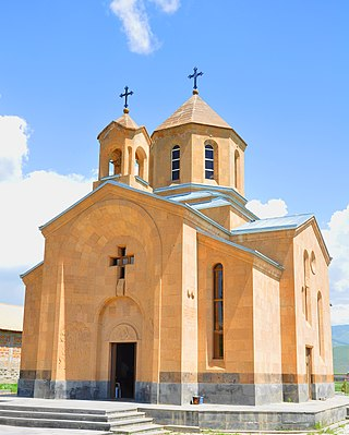 Holy Martyrs Church, Teghenik, Armenia (2013).jpg