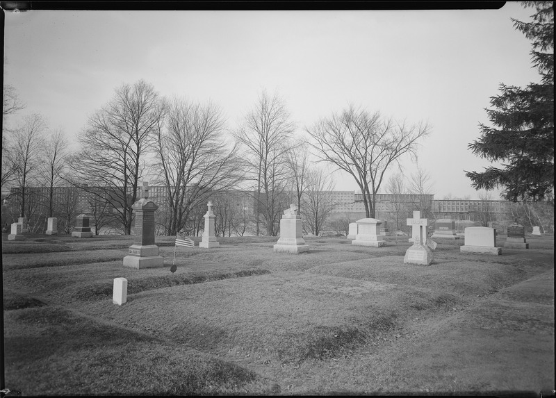 File:Holyoke, Massachusetts - Scenes. West Boylston Manufacturing Company from St. Brigid's Cemetery. - NARA - 518302.tiff