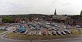 Holywell St car park .aka The Doughnut Roundabout. Chesterfield (5978042673).jpg