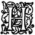 Horace Satires etc tr Conington (1874) - Capital H type 2.jpg