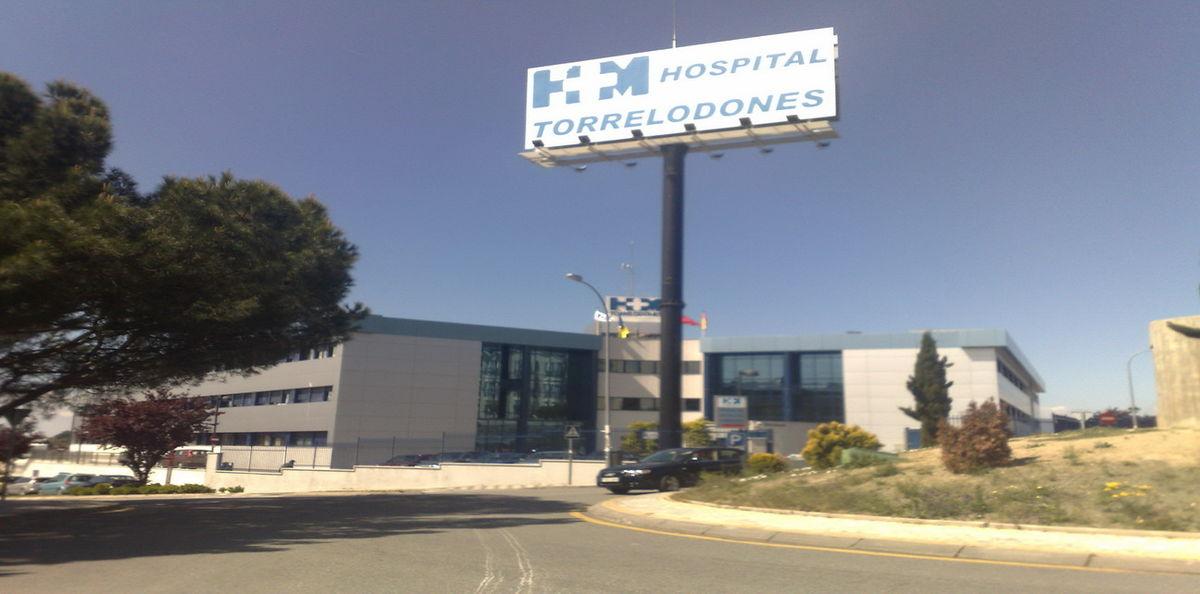 Hospital de madrid torrelodones wikipedia la - Montadores de pladur en madrid ...