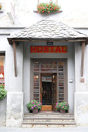 Hostal Palanques - Image: Hostal Palanques (5)