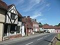 Houses, Watling Street, Thaxted - geograph.org.uk - 1363075.jpg