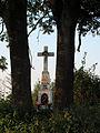 Hrubieszów - ul. Grabowiecka - krzyż-kapliczka przydrożna (02) - DSC02575 v1.jpg