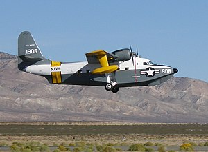 Grumman HU-16 Albatross - Restored US Navy HU-16C BuNo 131906, built June 1953