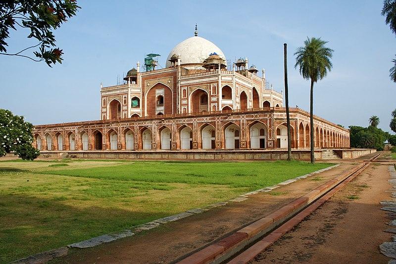 Mirak Mirza Ghiyas (Iranian architect), Mausoleum of Humayun, ca. 1560–1570, Delhi, India.