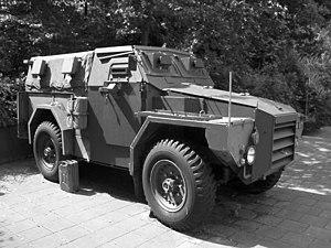 Humber Pig - FV1612 Pig