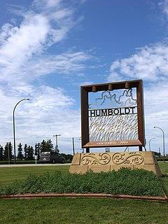 Humboldt, Saskatchewan City in Saskatchewan, Canada