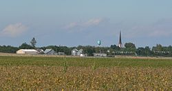 Humphrey, Nebraska from SW.JPG