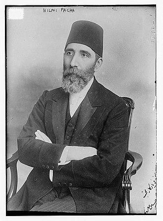 Second Constitutional Era - Image: Huseyin Hilmi Pasha