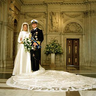 Wedding of Willem-Alexander, Prince of Orange, and Máxima Zorreguieta Cerruti