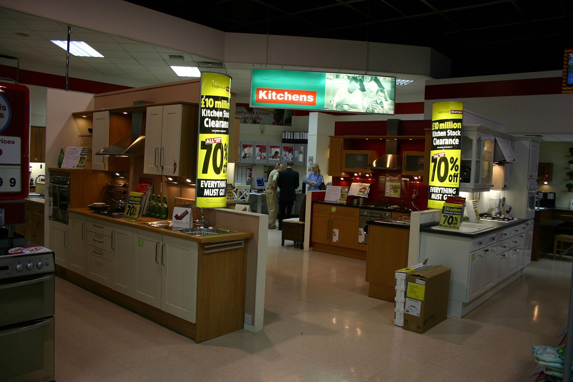 Currys Kitchen Appliances Uk