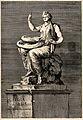 Hygieia. Etching by J. Barbault. Wellcome V0035853.jpg