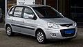 Hyundai Matrix 1.6 Comfort (2. Facelift) – Frontansicht, 21. Juli 2012, Heiligenhaus.jpg
