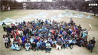 Bangladesh University of Professionals - first 4 batches of ICE department of BUP