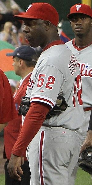 José Contreras - Contreras with the Philadelphia Phillies