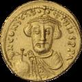 INC-3050-a Солид. Констант II. Ок. 647—648 гг. (аверс).png