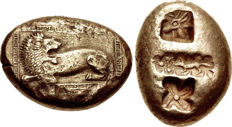 IONIA, Miletos. Circa 600-550 BC
