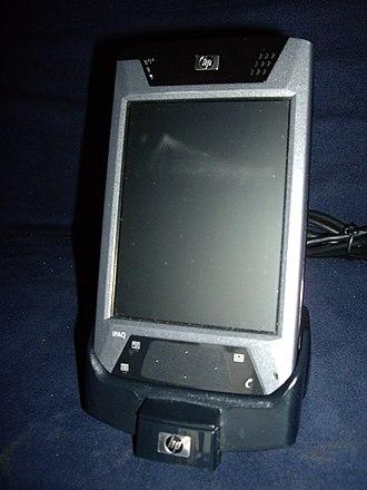 IPAQ - Hewlett-Packard iPAQ 4700