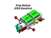 ISS Propulsion Module (NASA)